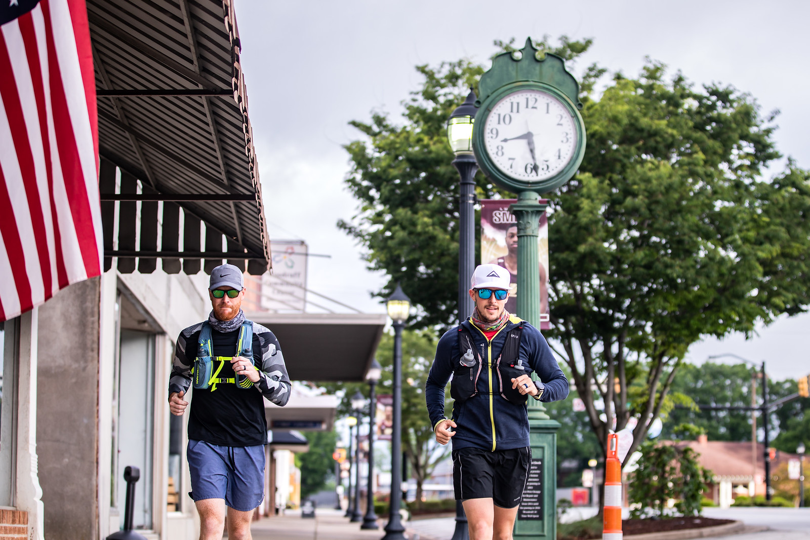 Local Resident Runs 100 Miles, Brings Woodruff Community Together