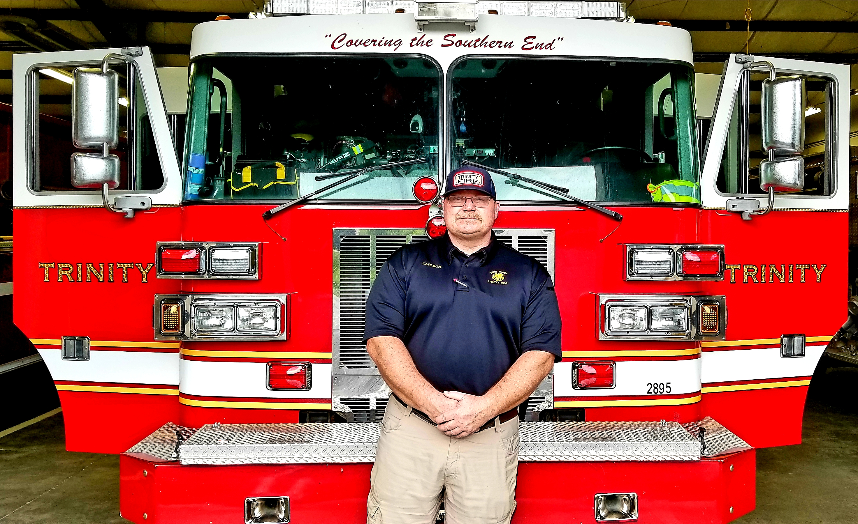 Trinity Fire Department Stabilizing Two Years After Merger
