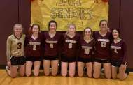 Lady Wolverine Volleyball Team Caps Stellar Season with Third Straight Region Title