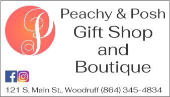 Peachy and Posh
