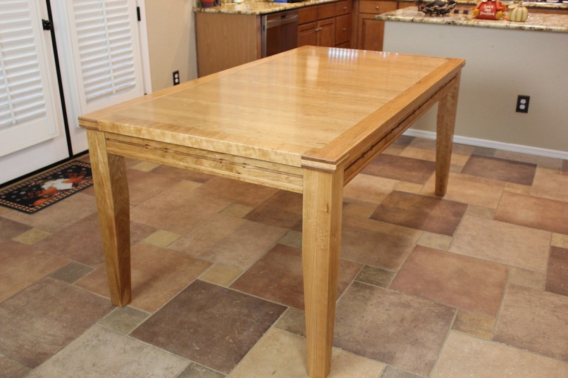 d6ba1d396187 Gaming Dining Table The Wood Whisperer Guild