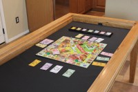 Gaming Dining Table - The Wood Whisperer Guild