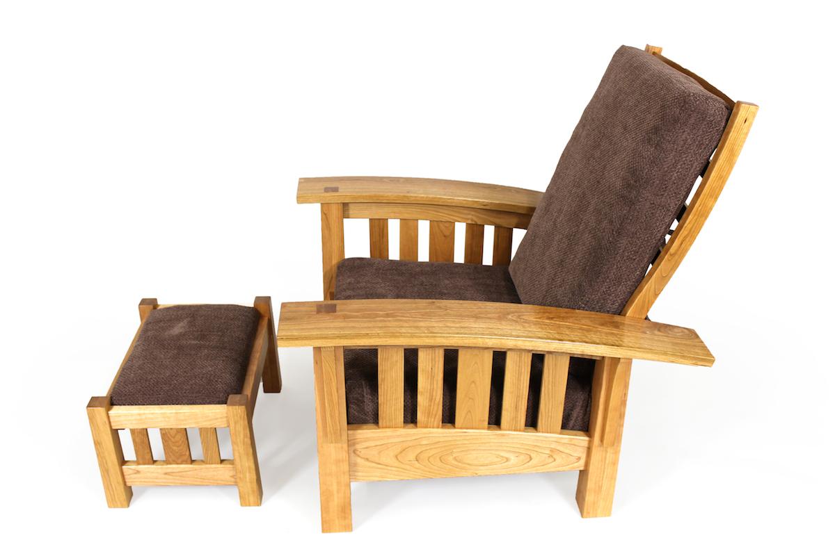 Morris Chair  The Wood Whisperer Guild