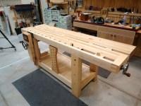 Split-Top Roubo Workbench - The Wood Whisperer Guild