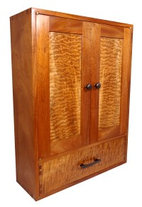 Wall-Hanging Cabinet - The Wood Whisperer Guild