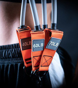 Torroband to build muscle