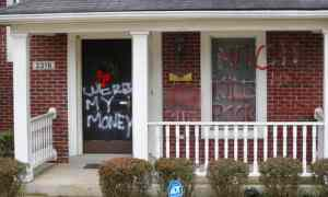 McConnell-Pelosi-Homes-Vandalized