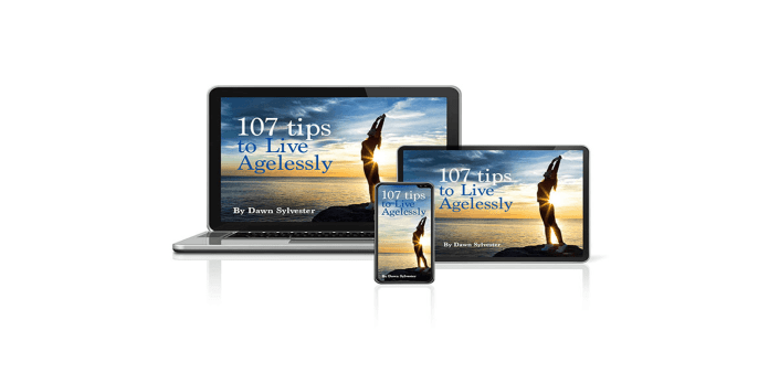 107 tips to live agelessly