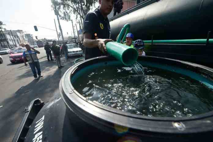 Water Scarcity In The US; Problem Equal In Towns And Cities