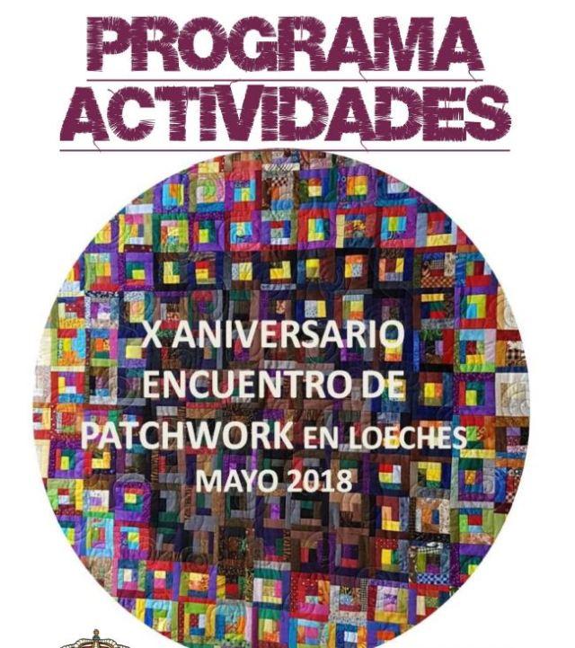 Feria patchwork Loeches 2018