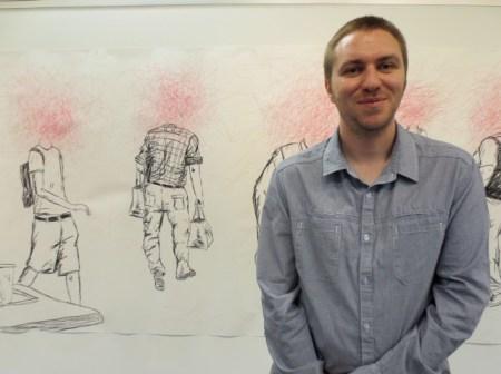 Visual Artist Bernie Slater