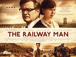 railway man movie poster