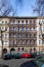 Apartment Building Berlin, Liz Eve