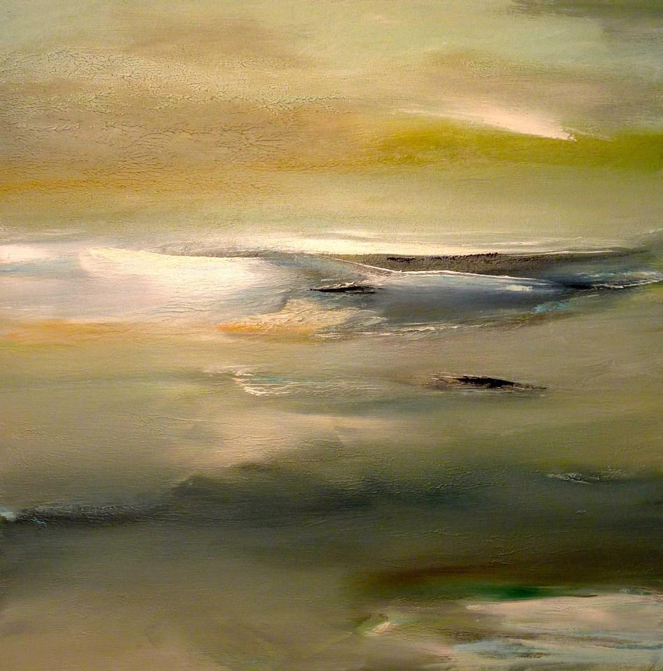 Painting by Sandra Ondraschek-Norris