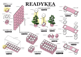 12_ A. Scarponi, Readykea (Catalogue), 2012.