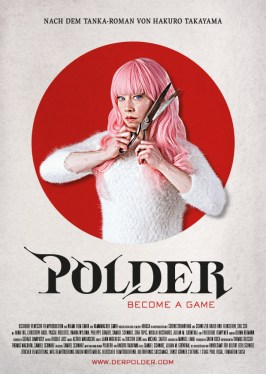 Ryuko, lover of the NEUROO-X game designer Marcus, is the main character of the 'Polder' Feature film.