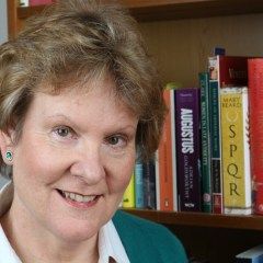 In Conversation: Alison Morton