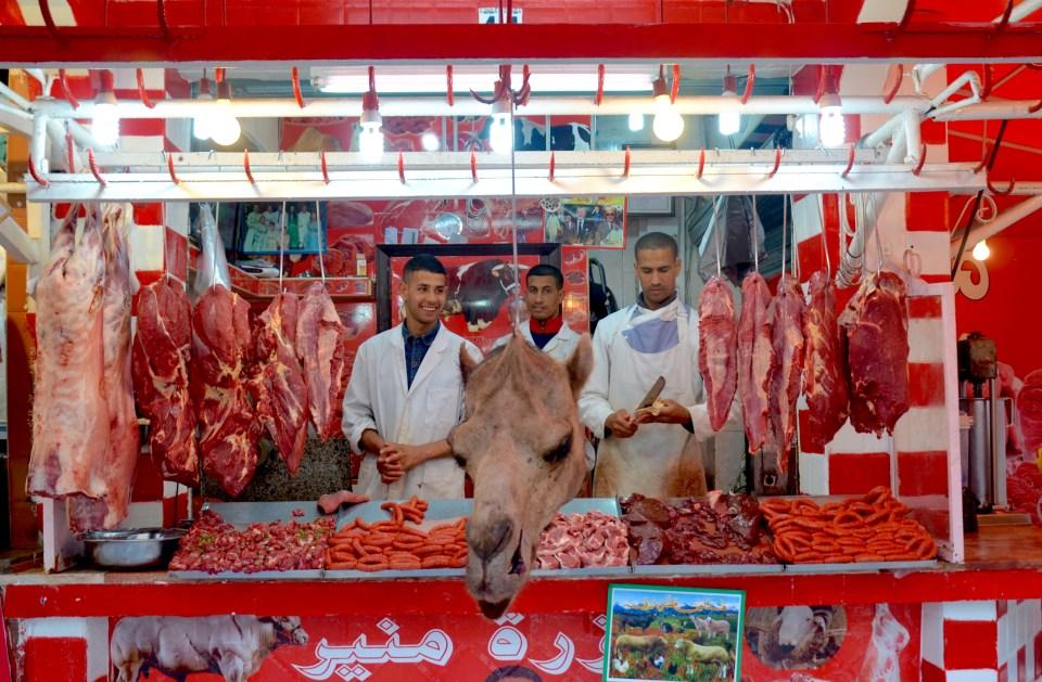 Casablanca, Morocco. ©Ana Amigo