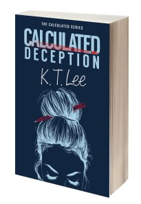 K.T. Lee, writer and engineer, builds each book in his Calculated series like a thriller that feels like a cozy mystery yet uses science to solve crime.