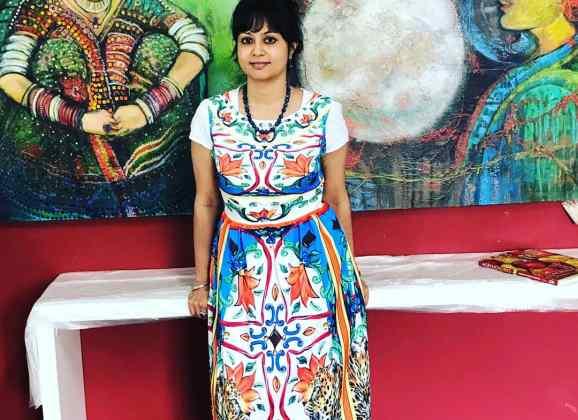 In Conversation: Brindarica Bose