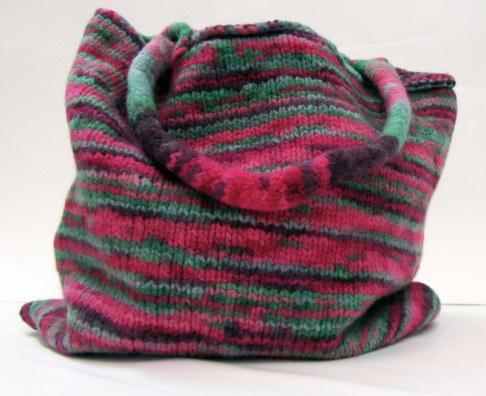 Squaw Bag, nella variante PEPE ROSA