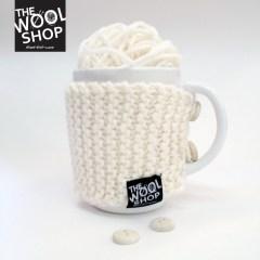 copritazza in lana