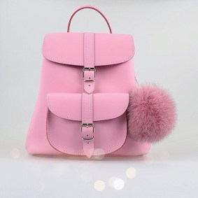 pon-pon trends_fw16bag pink