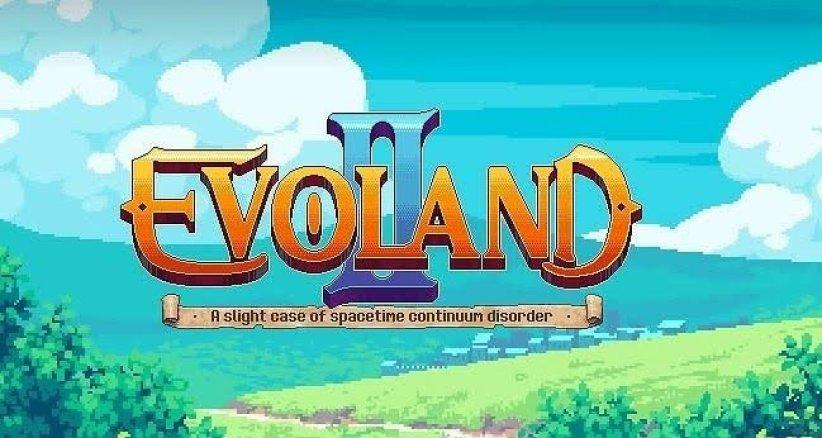 Evoland 2 adventure game