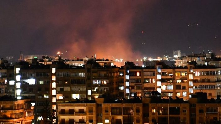 The Logic and Meaning Behind the Syrian Airstrikes