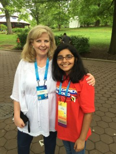 Ms. Paige Kimble is the executive director of the Scripps National Spelling Bee.