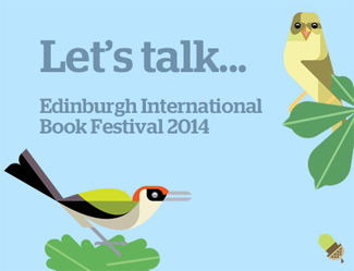 Edinburgh International Book Festival 2014 Logo