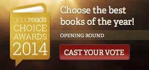 Goodreads Choice Awards 2014 logo
