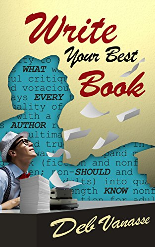 """Writing Your Best Book"" cover"
