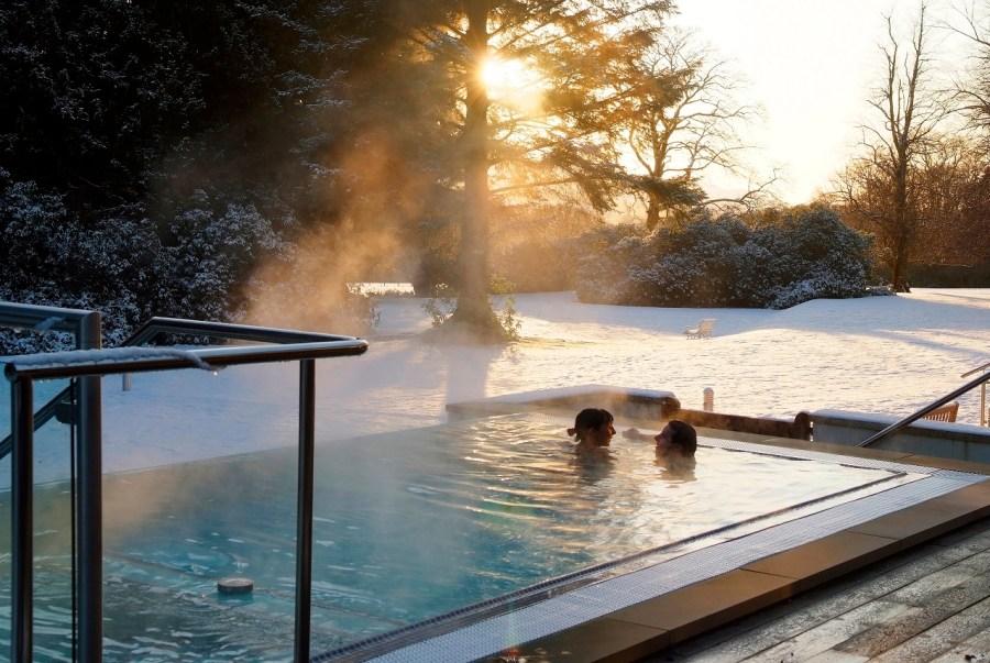 Armathwaite snowy hot tub - compressed