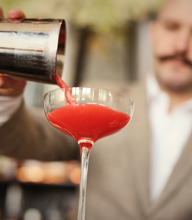 What's on London Cocktail Week - The Wordrobe