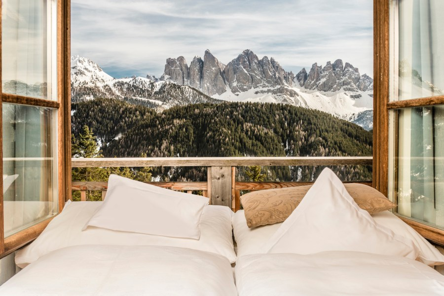 FORESTIS, South Tyrol - The Wordrobe
