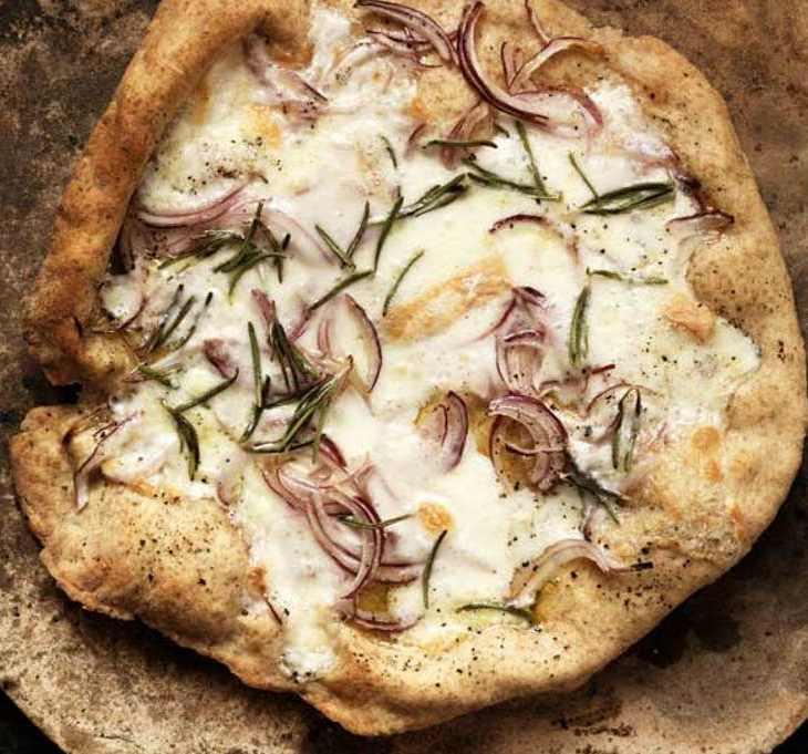 Mark Hix's Pizza Bianco