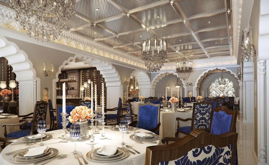 Hotel Review: ITC Maurya, New Delhi- The Wordrobe
