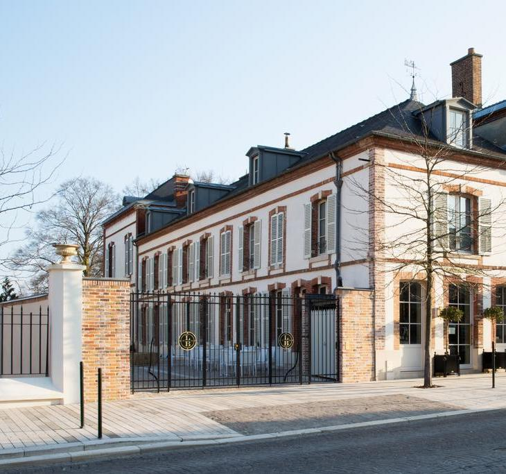 Hotel Review: Le 25bis by Leclerc Briant, Épernay