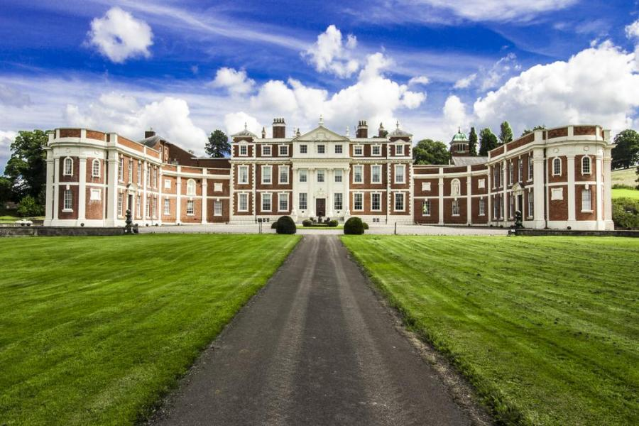 Hawkstone Hall hotel review