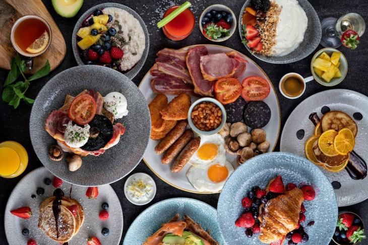 RHG breakfast campaign