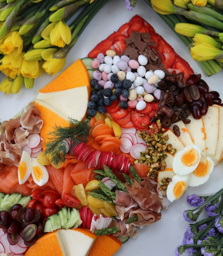 Guide To The Ultimate At-Home Easter Platter