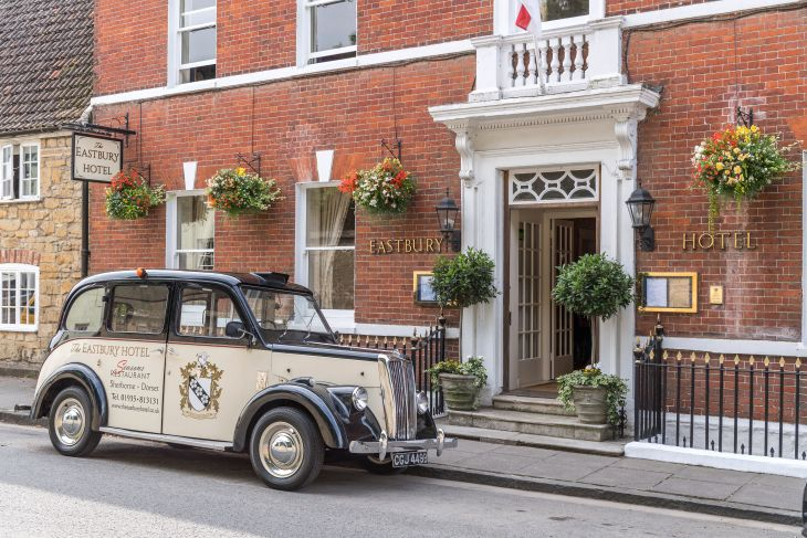 The Eastbury hotel review