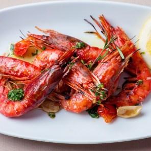 Novikov Italian Sicilian recd prawns