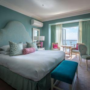Seaview Bedroom 2 Roslin Beach Hotel
