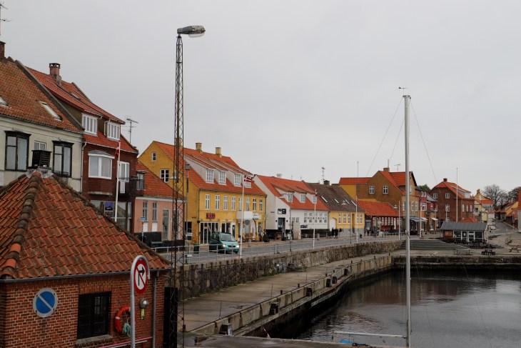Allinge Harbour