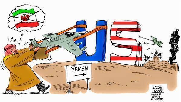 Why is America waging war on Yemen?