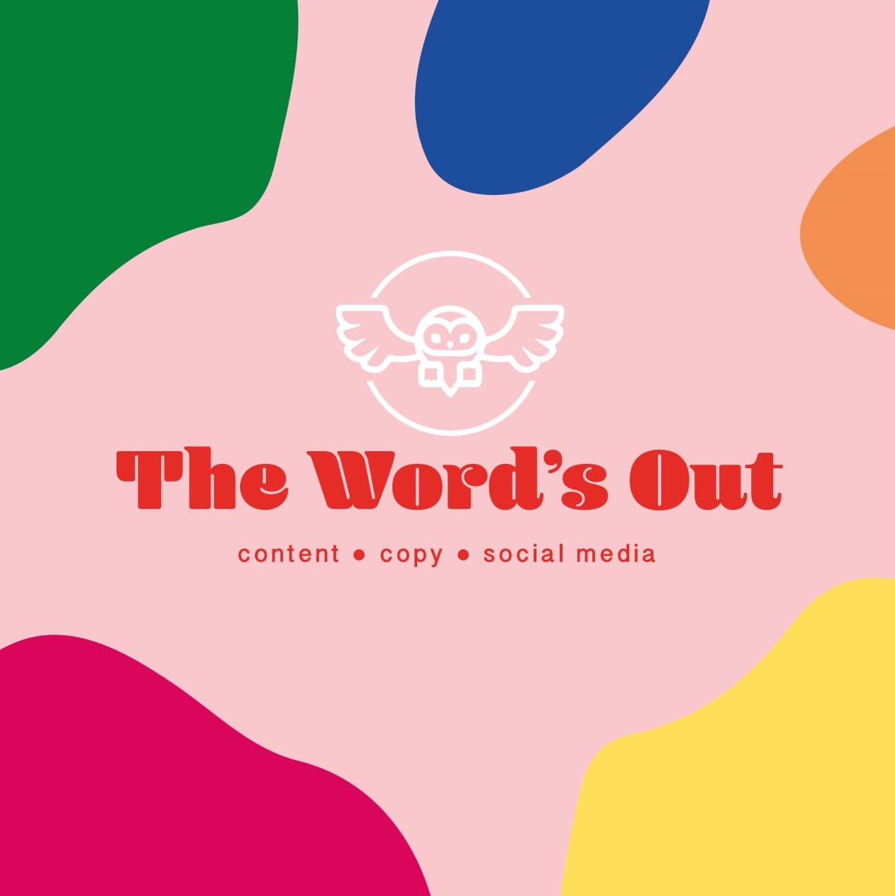 The Word's Out | Copywriter