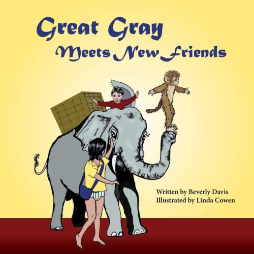 Great Gray Friends Front Cover