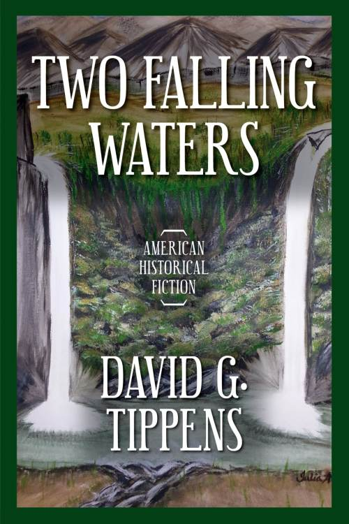 Two Falling Waters front cover